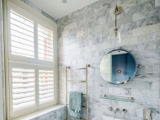 Tier on Tier Shutters - Sienna Shutters